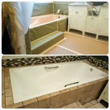 bathtub reglazing cost miracle method commercial solutions