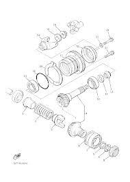 2006 yamaha v max 1200 vmx12v middle drive gear parts best oem wiring diagram