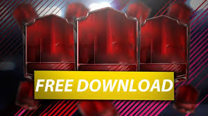 fifa 18 mobile card design template free link