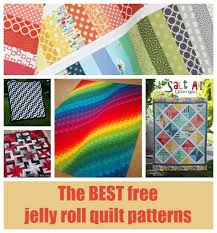 30+ Free Jelly Roll Quilt Patterns you will love & The best free jelly roll quilt patterns. From beginner to advanced and  everything in between Adamdwight.com