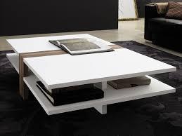Furniture: Modern Coffee Table Beautiful Oak Coffee Table One ...