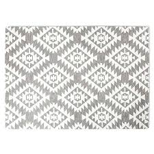gray and white rug tribal rug from target gray white striped rug