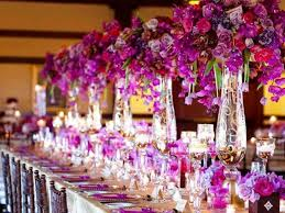 Beautiful Wedding Decoration With Flowers Wedding Flowers Decoration On  Decorations With Wedding Stage