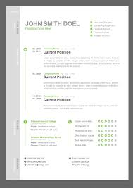 Cool Free Resume Templates 100 Best Free Resume Design Templates ThemeCot 80