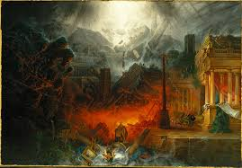 Image result for pictures of biblical Divine Judgement