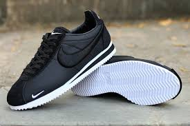 nike shoes 2016. authentic nike 2016 classic cortez latest flowers sneakers for women black white on sale shoes
