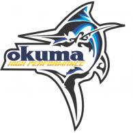 okuma logo. logo of okuma
