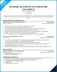 Hooters Resume Example Best Of Junior Accountant Sample Resume Junior Accountant Resume Sample