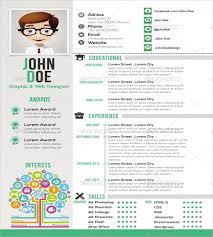 One Page Resume Template Cool Single Page Resume Engneeuforicco