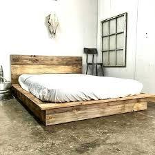 diy wood platform bed frame more wood platform bed you ll love ideas from bolts for