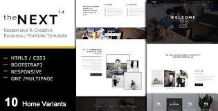 Business Portfolio Template Thenext Creative Business Portfolio Template