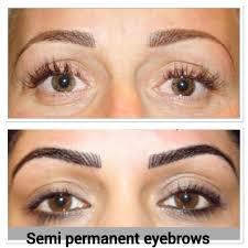 microblading 80 semi permanent makeup eyebrows 90 individual eyelashes from 40