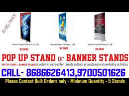Pop Up Display Stands India Cheap H Banner Stands find H Banner Stands deals on line at 87