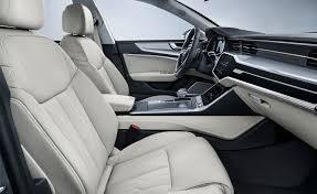 audi a7 interior back seat. 2019 audi a7 sportback front seats interior back seat