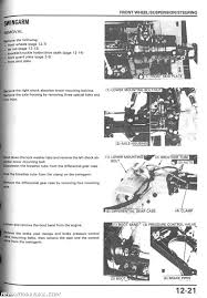 1986 1989 honda trx350 d fourtrax foreman atv repair manual honda trx350d repair manual trx350 1986 1989 fourtrax foreman atv page 2