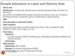 Nursing Note Sample Admission Nursing Note Example Psychiatric ...