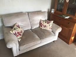 LAURA ASHLEY KINGSTON small 2 seater sofa - £20.00   PicClick UK