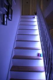 stair lighting. Led Stairwell Lighting If You Want Effective Stair But Prefer A More Subtle Approach Consider C