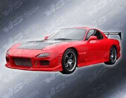 mazda rx7 fast and furious body kit. mazda rx7 vis racing tracer full body kit 93mzrx72dtra099 rx7 fast and furious