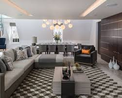 contemporary decorating ideas for living rooms. Beautiful Contemporary Inspiration For A Contemporary Open Plan Living Room In London With White  Walls Ribbon Throughout Contemporary Decorating Ideas For Living Rooms