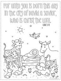 Christmas Bible Verse Coloring Pages 1 1 11 Sunday School