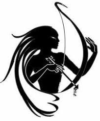 Tetování Znamení Střelec