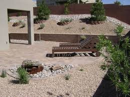 Small Picture Gorgeous Backyard Desert Landscaping Ideas Backyard Desert