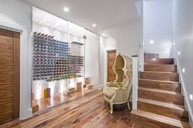 wine cellar glass door contemporary with basement pertaining to doors idea 44