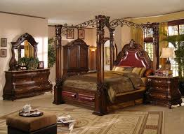Lovely Canopy King Canopy Bedroom Set King Bedroom Furniture Sets Clearance