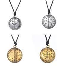 sigil of 7 archangel pendant necklace michael raphael uriel gabriel talisman