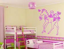Wall Vinyl Decal Mural Sticker Horse Decor Art Tribal Animal Kids Bedroom