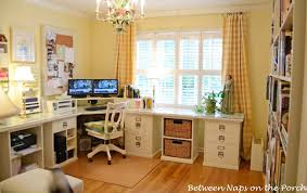 home office rooms. Brilliant Office Pottery Barn Inspired Home Office In Rooms E