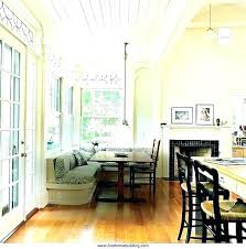 elegant beadboard ceiling kitchen porch stained install living room i17 living
