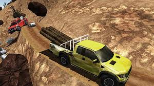 Off-road pickup truck simulator for Android - Download APK free