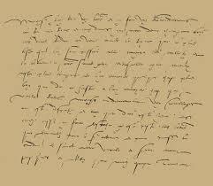 reverse leonardo s writing