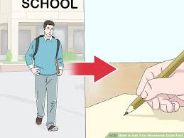 easy ways to get your homework done fast pictures  image titled get your homework done fast step 6