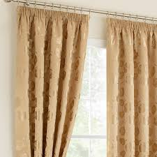 ready mades pencil pleat curtains