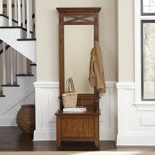 Bench And Coat Rack Set Mudroom Hall Bench And Coat Rack Details About White Wooden Tree 63