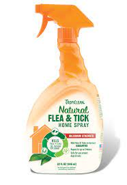 tropiclean natural flea tick home