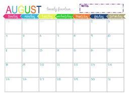 Monthly Academic Calendar 2013 2014 Twelve Month Academic Calendar