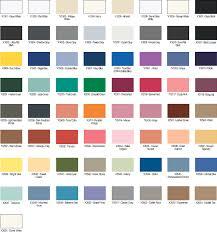 9 Kwal Color Paint Chart Kwal Paint Color Chart