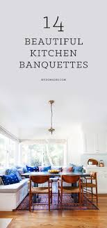 Banquette Seating Plans Best 25 Banquette Seating Ideas On Pinterest Kitchen Banquette