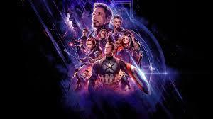 Avengers Endgame Poster Superhero 4k Wallpaper Hd