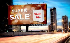 advertise home for sale outdoor advertising making a big impact marketing donut