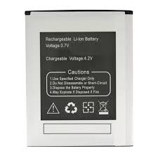 Replacement Battery For Celkon A107 Plus