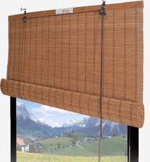 bamboo window blinds. Simple Bamboo Amazoncom Bamboo Roll Up Shade Window Blind  48 With Blinds L