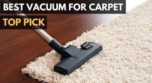 best vacuum cleaner for carpets