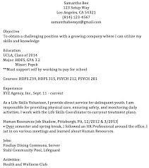 experience synonym resume resume ideas
