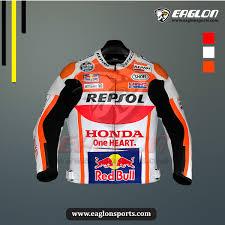 honda repsol motogp 2018 leather race jacket previous