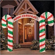 Candy Cane Outdoor Christmas Decorations Outdoor Christmas Decorations Candy Cane Arch Fresh Merry 30